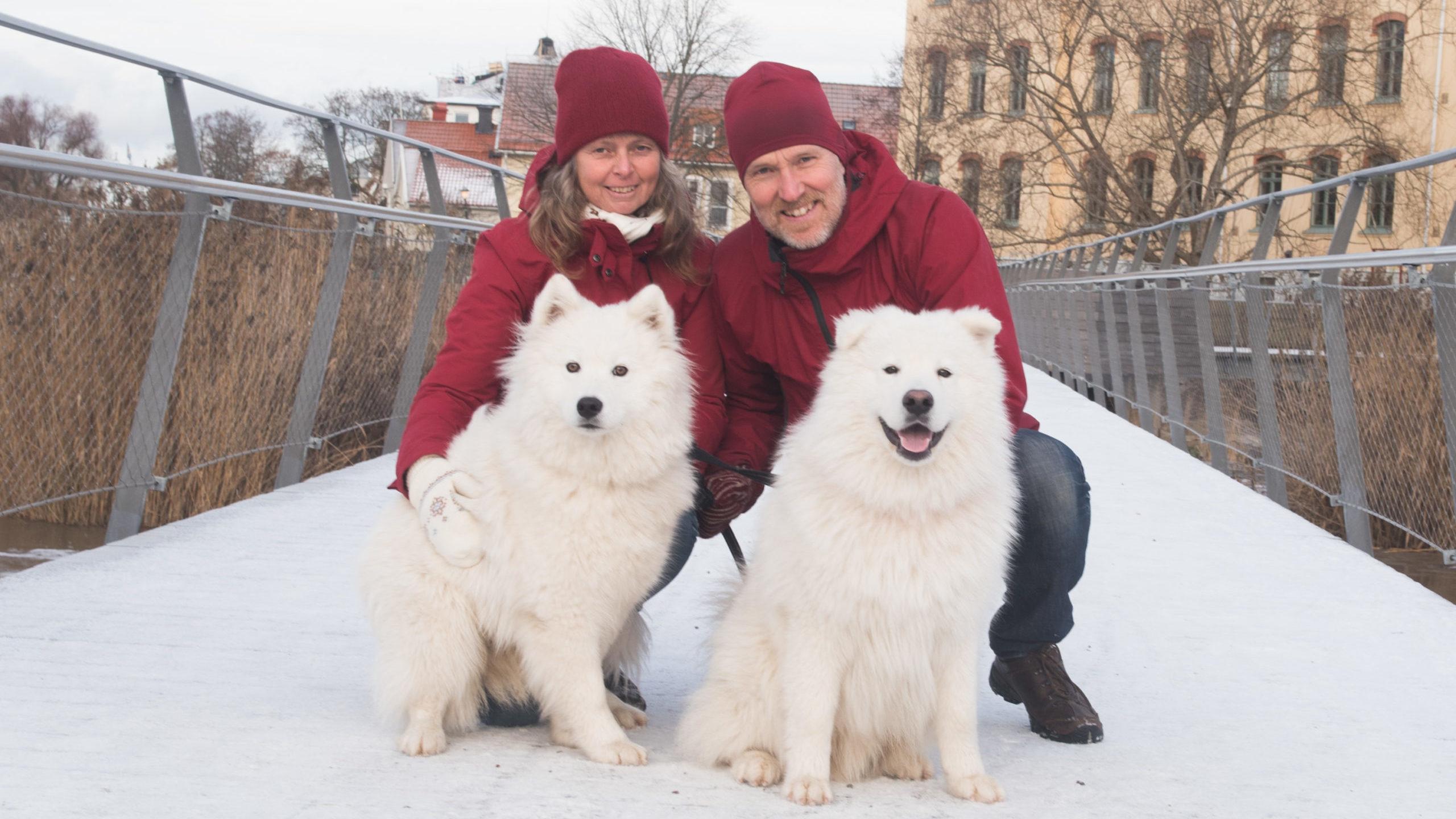 Otto och Ulrika, Siri och Oskar